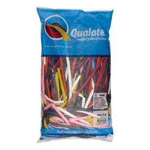 Qualatex 260Q Twisting Balloons 250 Pack