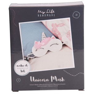 My Life Handmade DIY Unicorn Eye Mask Mini Sewing Kit