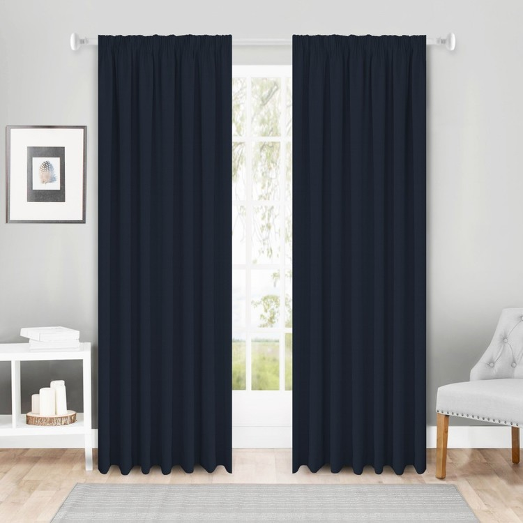 Gummerson Edinburgh Pencil Pleat Curtains