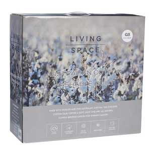 Living Space Australian Cotton Quilt