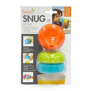 Boon 3 Pack Snug Boy's Spout Lids