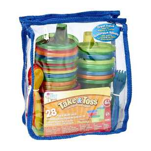 Take & Toss 28 Piece Multi Pack