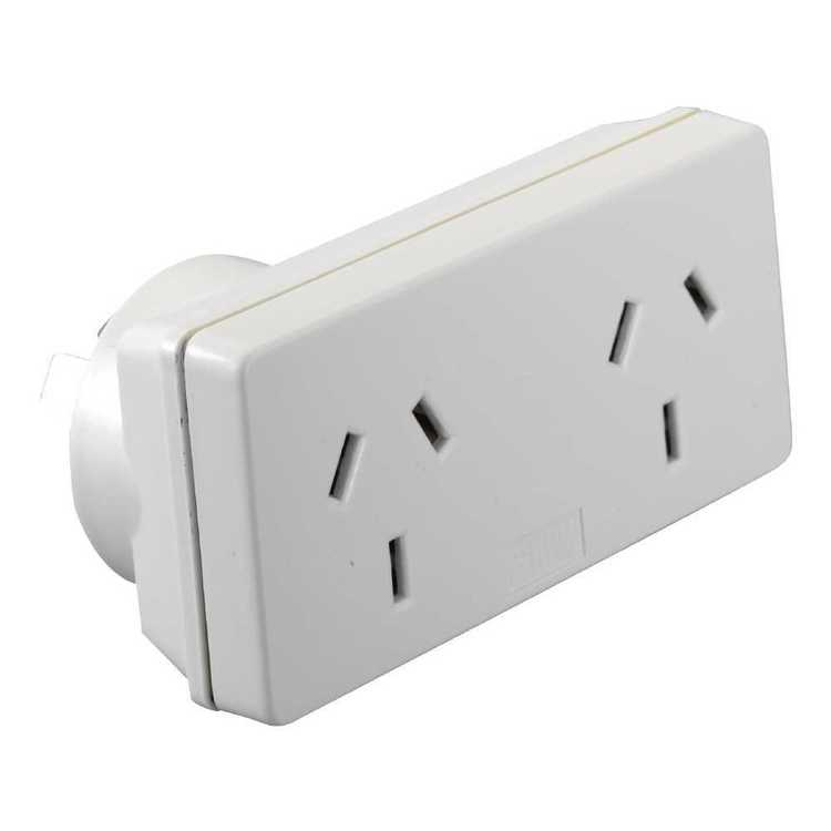 HPM Slimline Double Adaptor - Right Hand