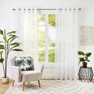 Summer Eyelet Curtain