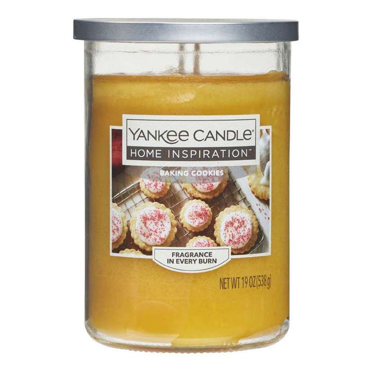 Yankee Candle Home Inspiration Baking Cookies Large Jar