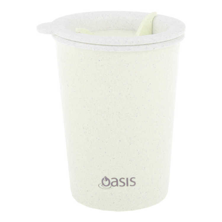 Appetito Oasis Double Wall Eco-Cup