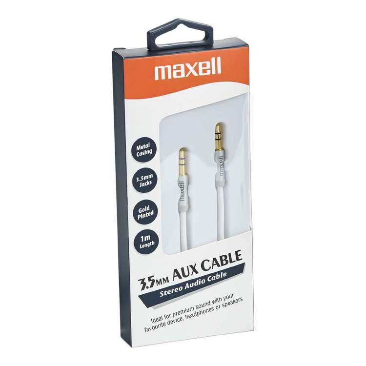 Maxell Aux Audio Cable