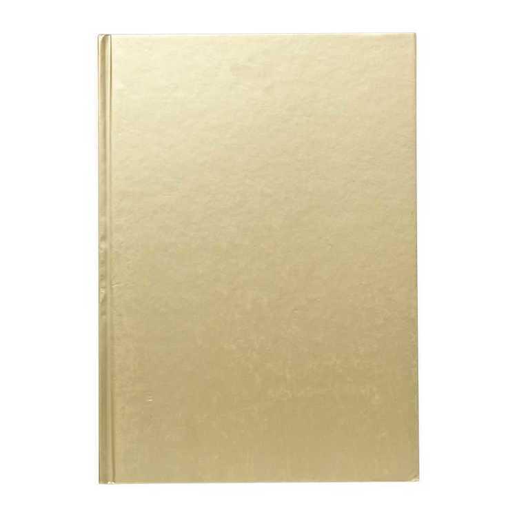 Smash Hardback A4 Plain Covered Journal