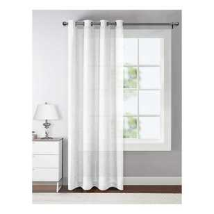Libby Eyelet Sheer Curtain