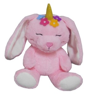"Daisy Chain 8.5"" Plush Bunicorn"