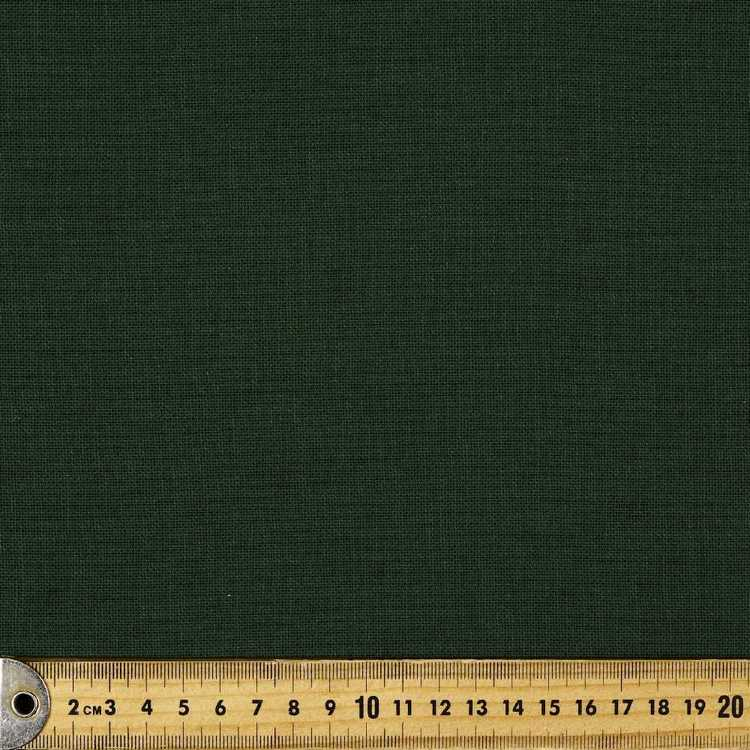 Cotton and Linen Blend Fabric Forest 150 cm