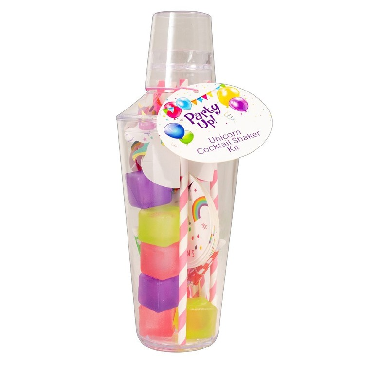 Unicorn Cocktail Shaker Kit