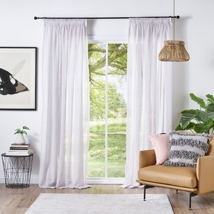 Gummersons Cascade Pencil Pleat Curtain