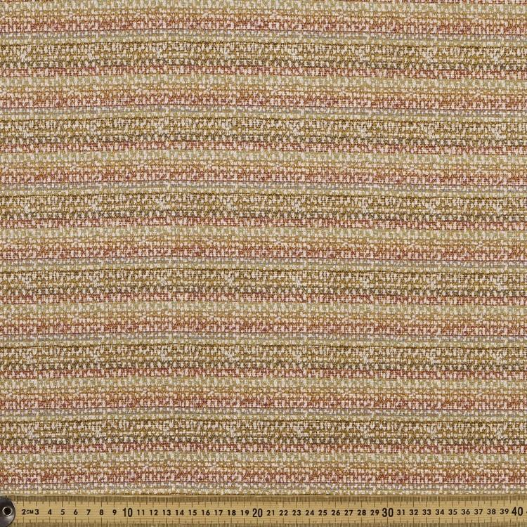 Mottled Stripe Upholstery Fabric
