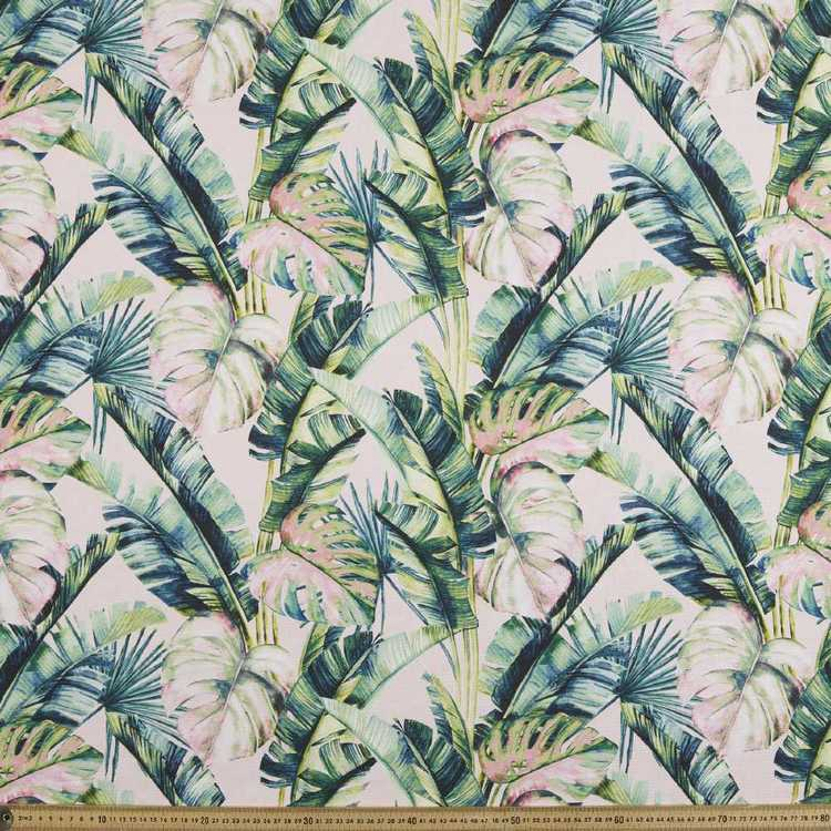 Tropical Palm Decorator Fabric