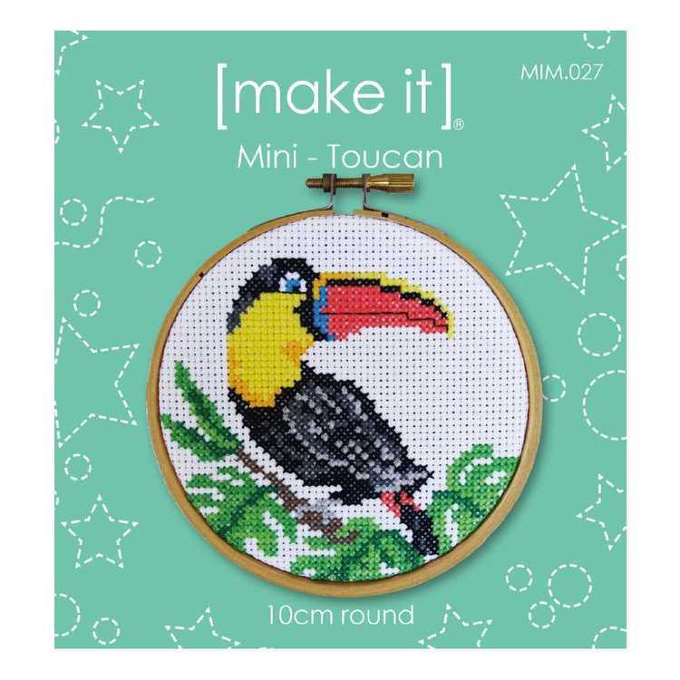 Make It Toucan Cross Stitch Kit