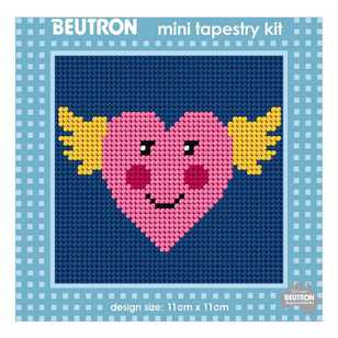 Beutron Heart Tapestry Kit