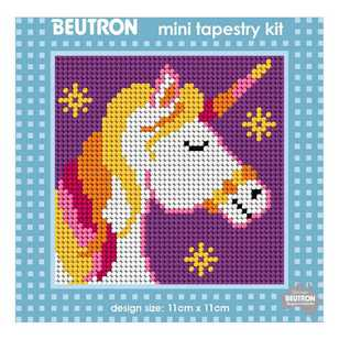 Beutron Unicorn Tapestry Kit