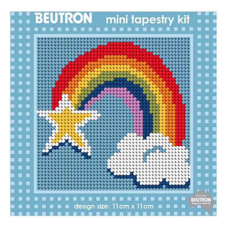 Beutron Rainbow Tapestry Kit