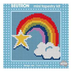Beutron Rainbow Tapestry Kit