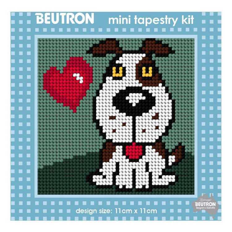 Beutron Dog Tapestry Kit