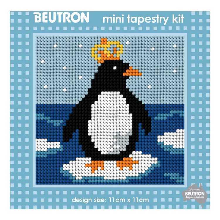 Beutron Penguin Tapestry Kit