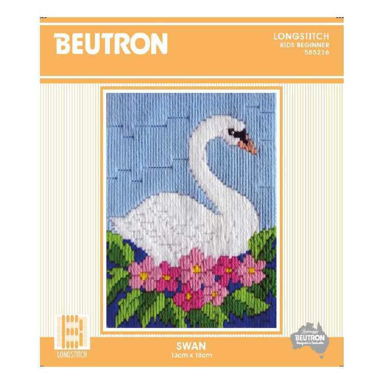 Beutron Swan Embroidery Kit
