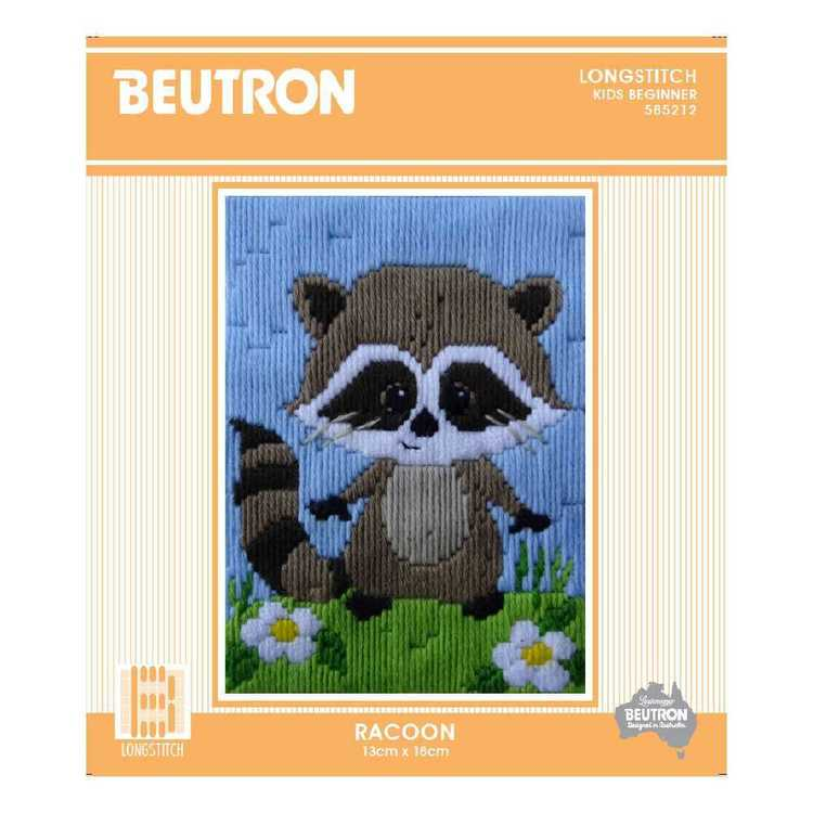 Beutron Racoon Embroidery Kit