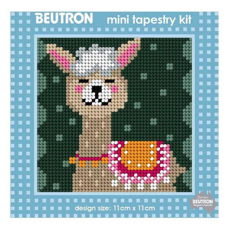 Beutron Llama Tapestry Kit