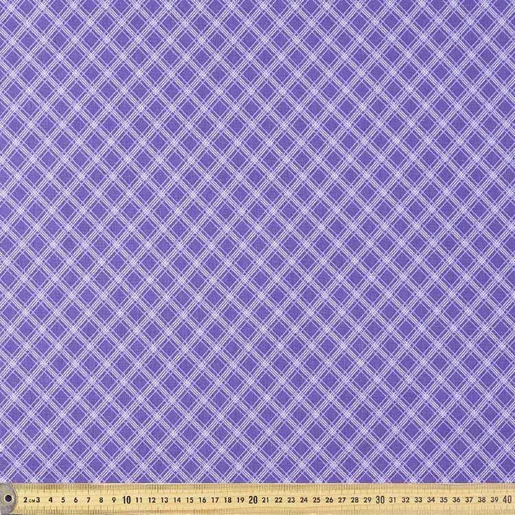 Checks Blender Fabric