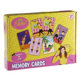Emma Memory Card Game