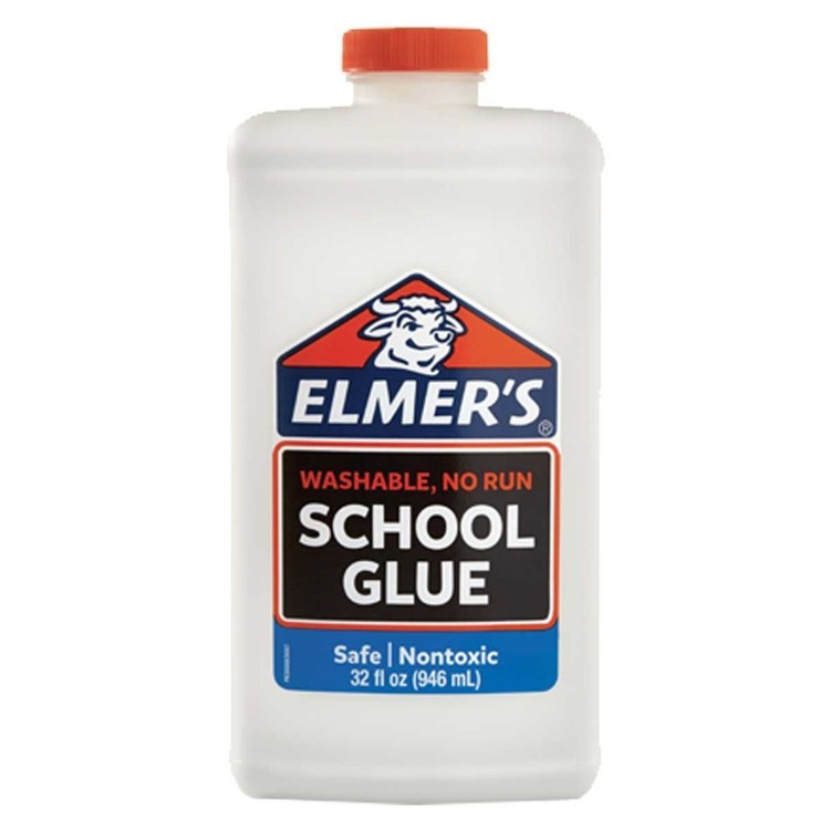Elmer's White School Glue