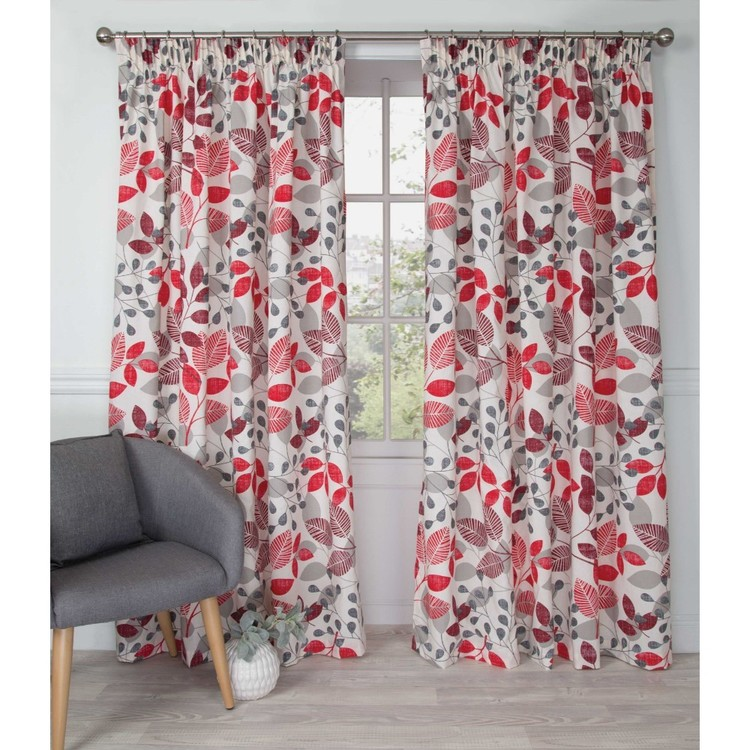 KS Studio Ferniz Thermal Pencil Pleat Curtain