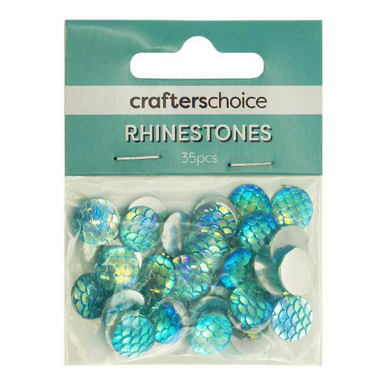 Crafters Choice Rhinestone Scales Gems Pack