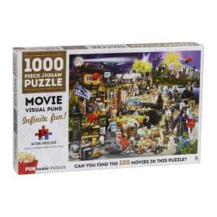 Hinkler Puntastic Music 1000 Piece Jigsaw Puzzle