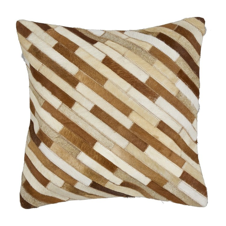Austin Cowhide Cushion