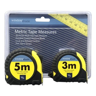 Tape Measure Twin Pack