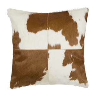 Dallas Cowhide Cushion
