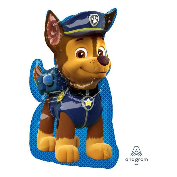 Amscan Paw Patrol - Chase Supershape Balloon