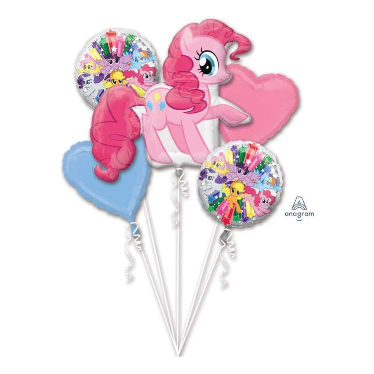 Amscan My Little Pony Pinkie Pie Bouquet