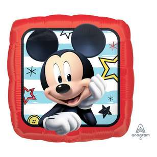 Amscan Mickey On The Go Standard Hx