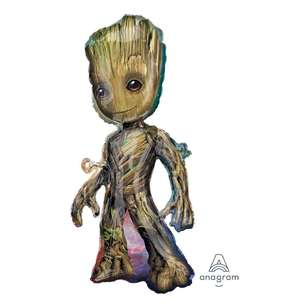 Amscan Baby Groot Super Shape