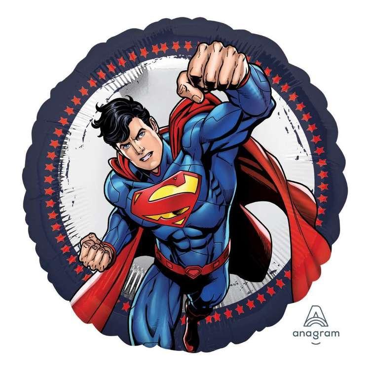 Amscan Superman Standard Balloons