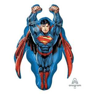 Amscan Superman Supershape Balloon