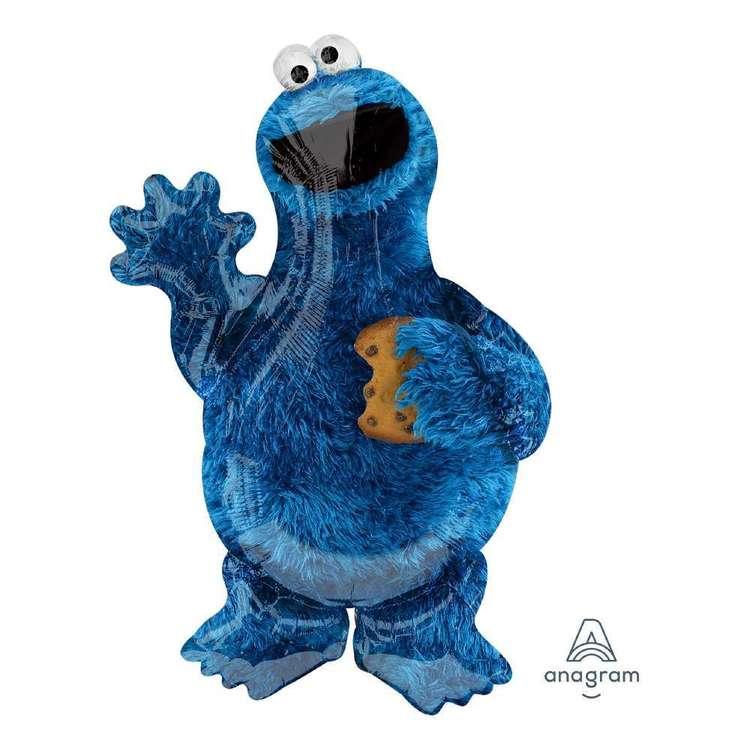 Amscan Sesame Street Cookie Monster Balloo
