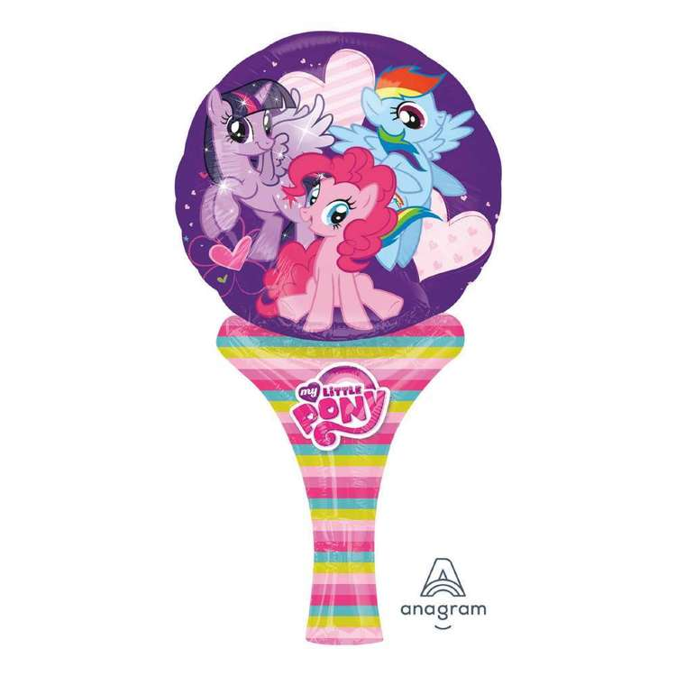 Amscan My Little Pony Inflate A Fun Balloon