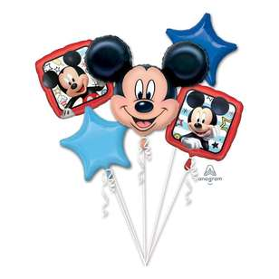 Amscan Mickey On The Go Balloon Bouquet
