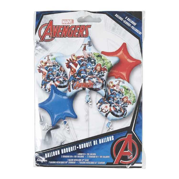 Amscan Avengers Balloon Bouquet