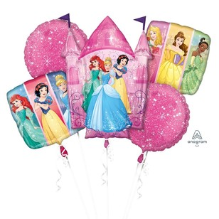 Amscan Multi-Princess Dream Big Bouquet