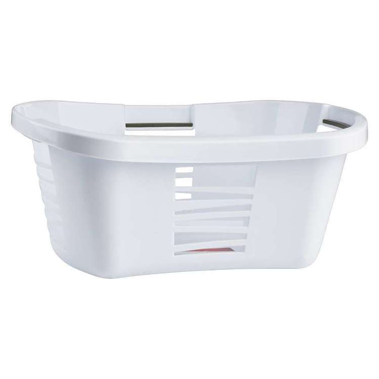 Lock, Stock & Barrel Hip Hugger Laundry Basket